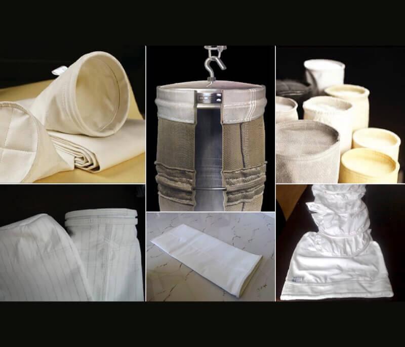 様々な形状のバグ