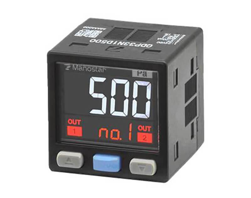 デジタル微差圧センサー QDP33